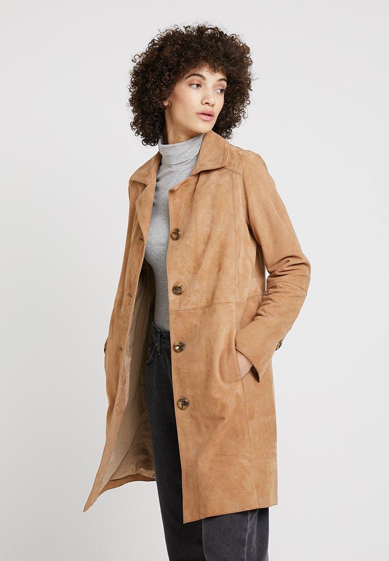 Oakwood - PROVIDENCE - Short coat - beige