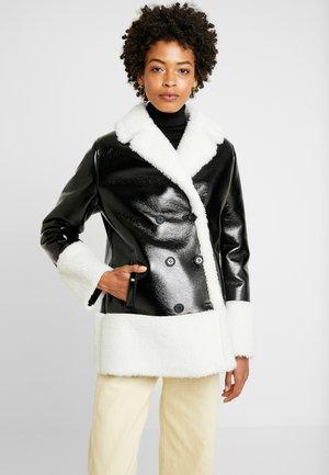 AFFLUENTE - Winter jacket - disco black