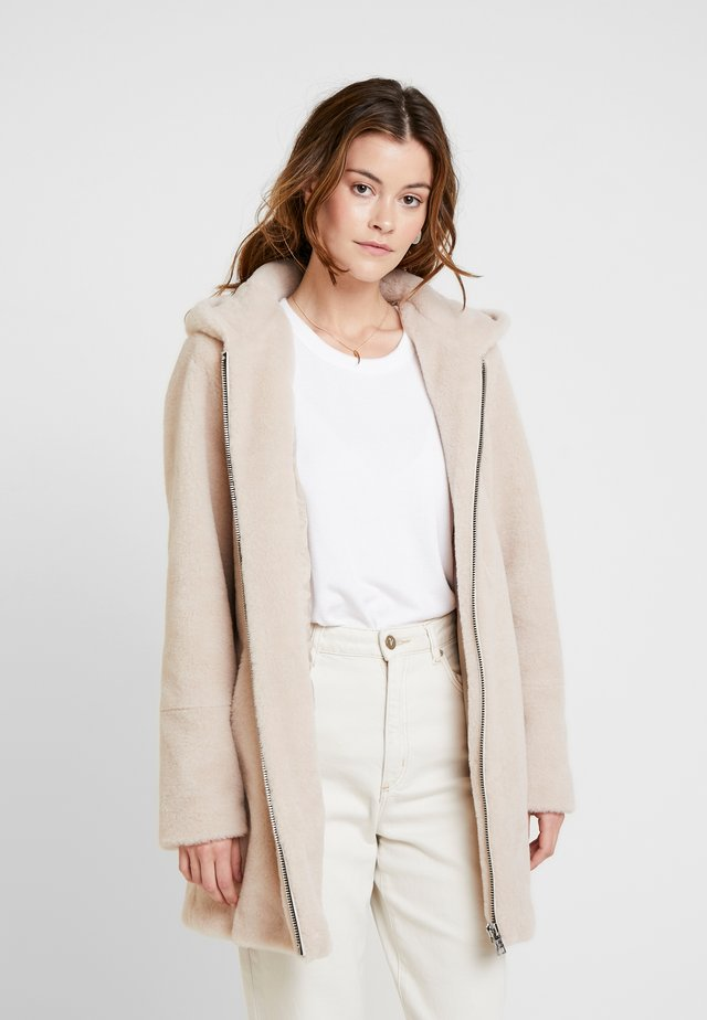 FABULOUS - Winterjacke - light beige