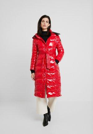 LEANE - Winter coat - red