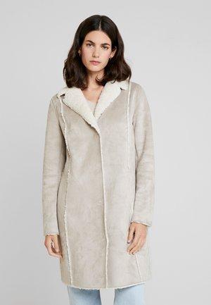 RIVAL - Zimní kabát - light grey