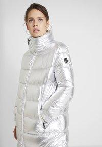 Oakwood - SPIRITUAL - Zimní kabát - silver - 4