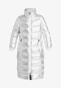 Oakwood - SPIRITUAL - Zimní kabát - silver - 3