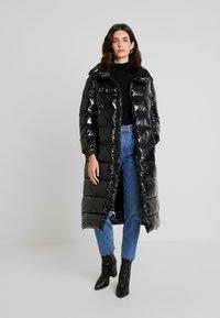 Oakwood - SPIRITUAL - Winter coat - black - 0