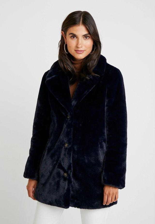 USER - Winter coat - navy blue