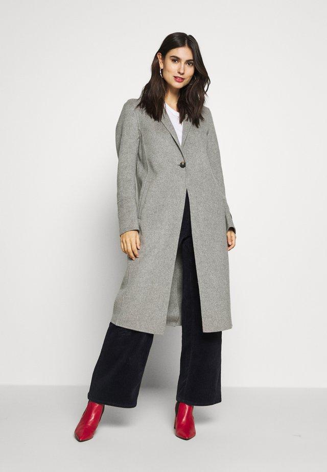 HELSINKI - Classic coat - light grey
