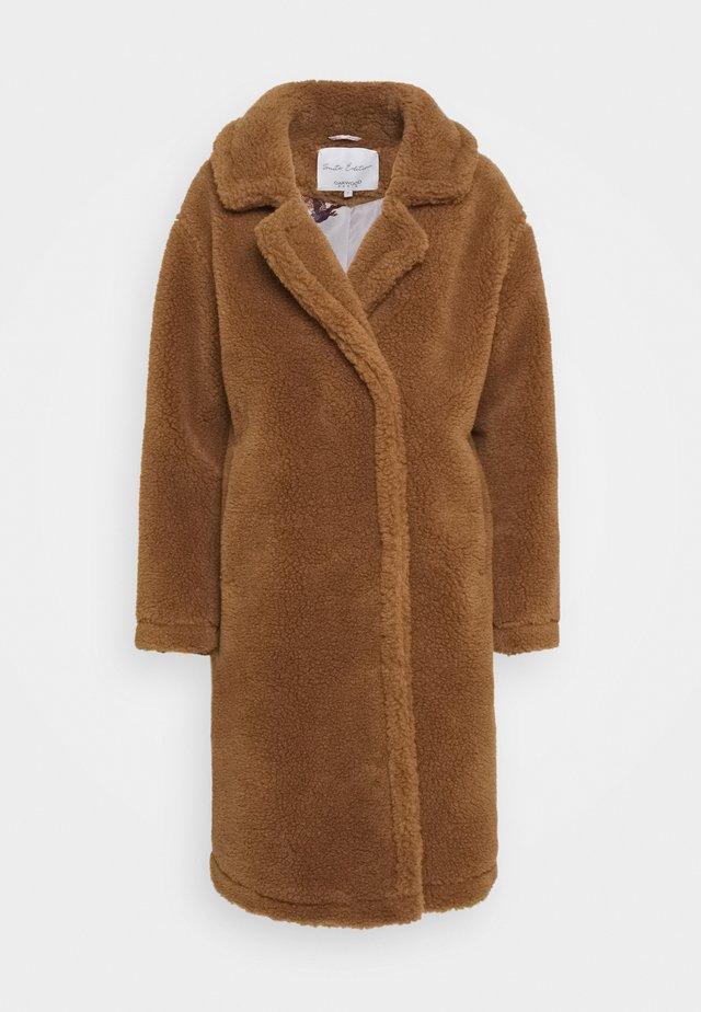 WONDERFUL - Wintermantel - brown