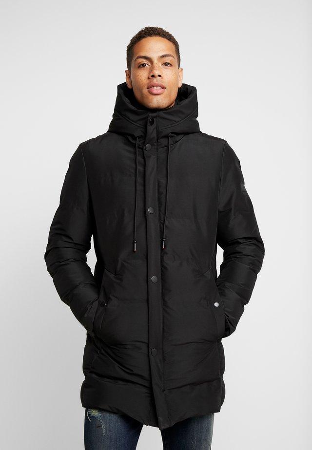 IDEAL - Zimní kabát - black
