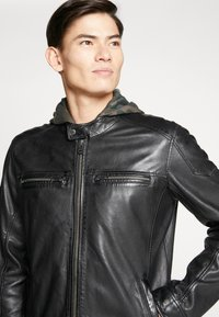 Oakwood - ALEX - Leren jas - noir - 4