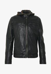 Oakwood - ALEX - Leren jas - noir - 5