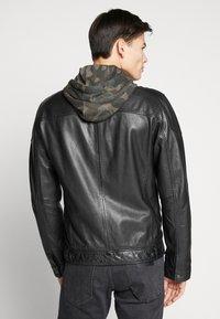 Oakwood - ALEX - Leren jas - noir - 2