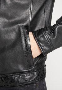 Oakwood - ALEX - Leren jas - noir - 6