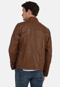 Oakwood - RON - Leren jas - cognac color - 2