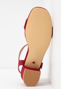 Oasis - DOLLY LOW HEELED - Sandaler - berry - 6