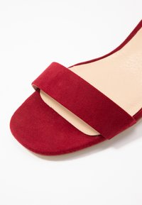 Oasis - DOLLY LOW HEELED - Sandaler - berry - 2
