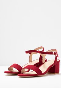 Oasis - DOLLY LOW HEELED - Sandaler - berry - 4