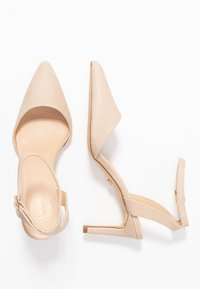 Oasis - STACEY SLINGBACK - High heels - offwhite - 3