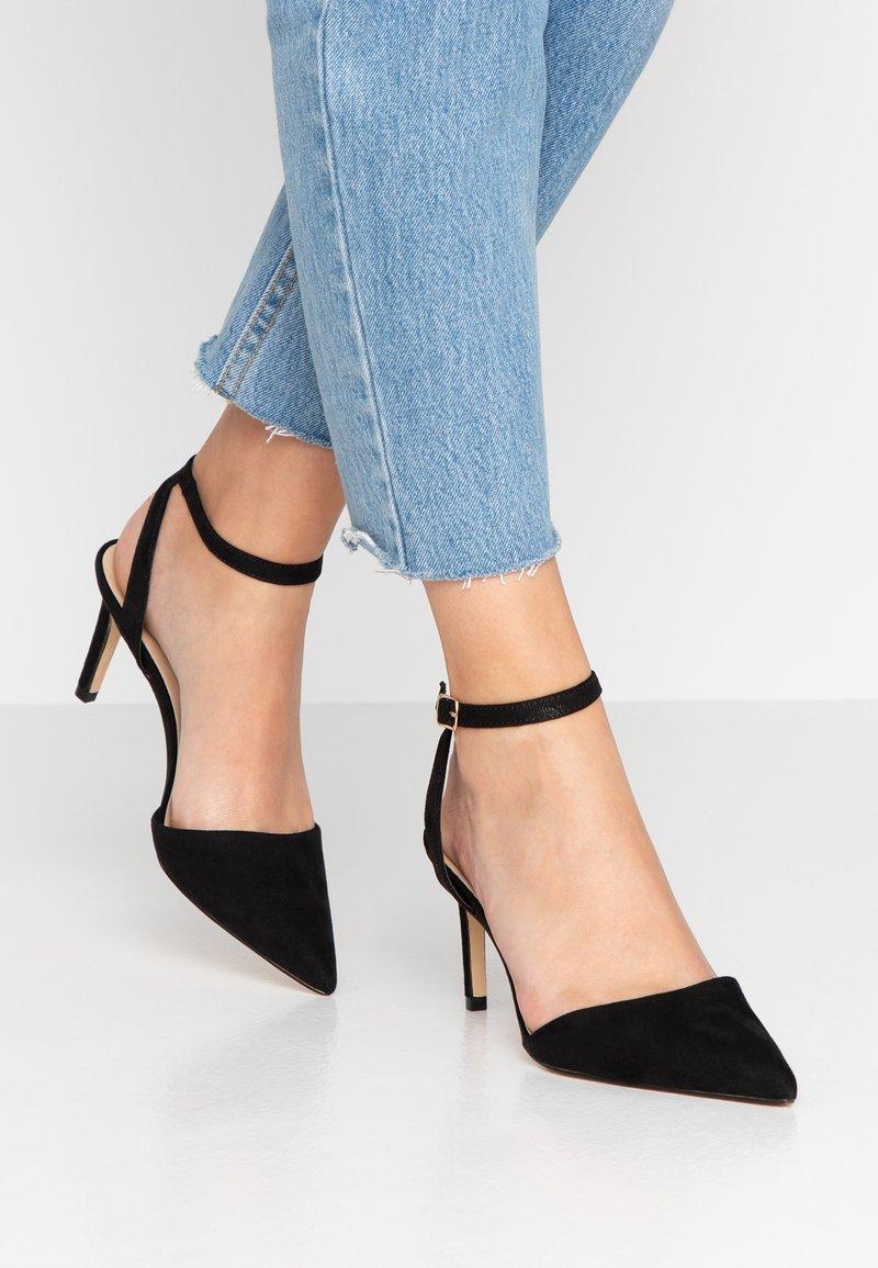 Oasis - STACEY SLINGBACK - High heels - black