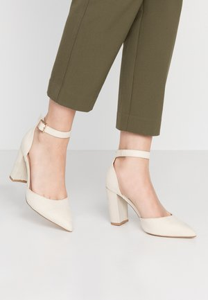 POINTED PART - High heels - nude