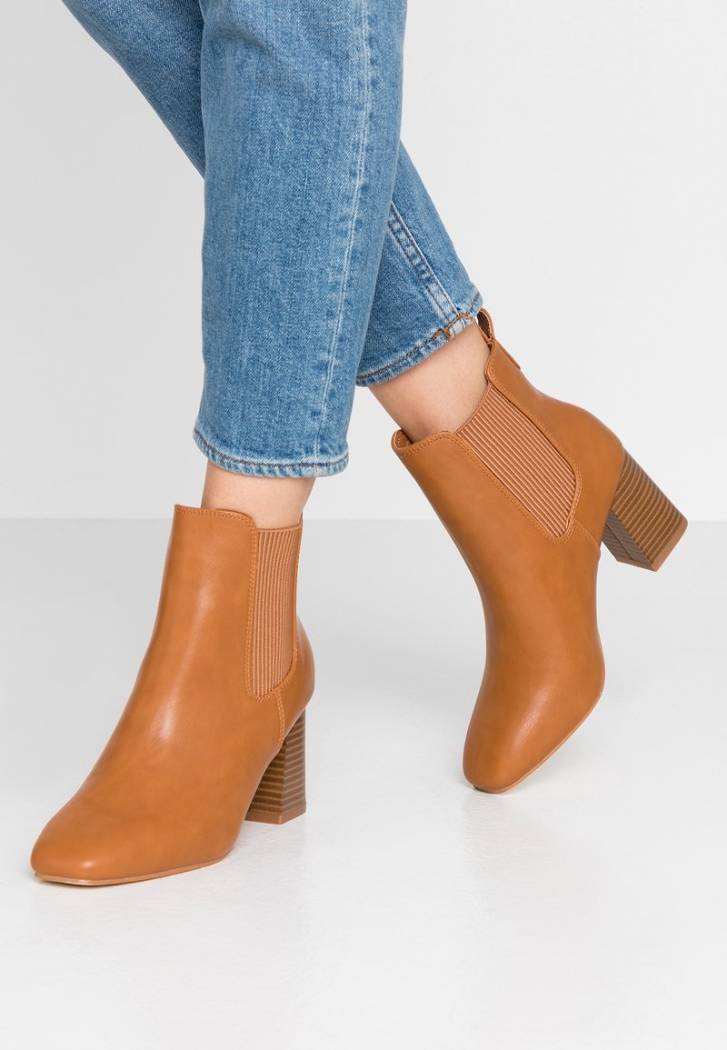 Oasis - LOUISE BOOT - Classic ankle boots - tan