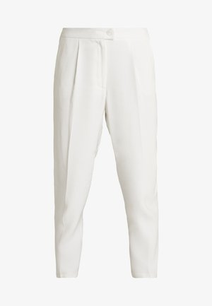 SUIT TROUSER - Trousers - off white