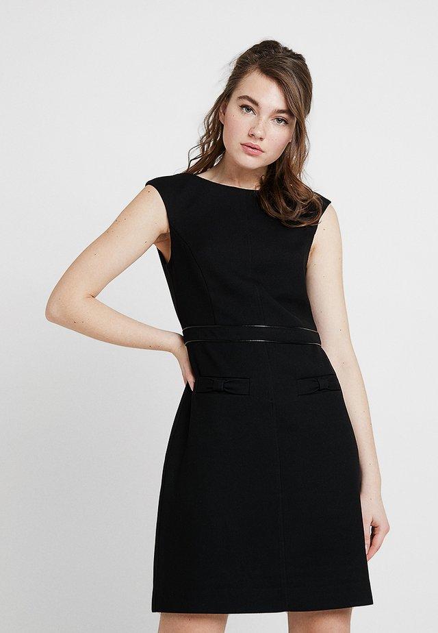 BOW DRESS - Etuikleid - black