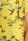 Oasis - MELLOW MEADOW SKATER - Day dress - multi/yellow