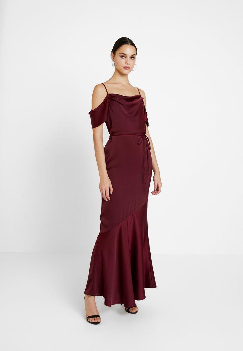 Oasis - AMY SLINKY - Occasion wear - burgundy