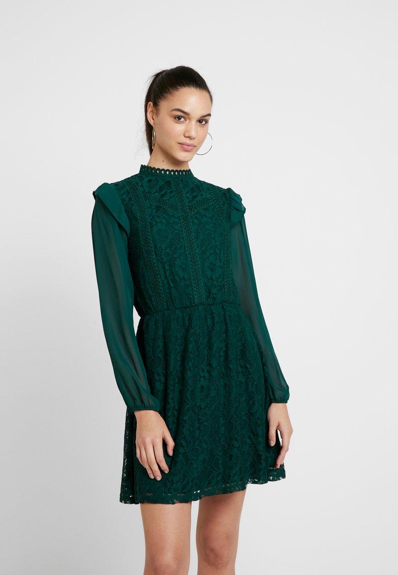 Oasis - DRESS - Sukienka koktajlowa - deep green