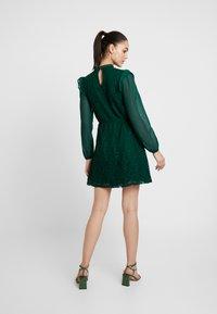 Oasis - DRESS - Sukienka koktajlowa - deep green - 3
