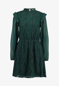 Oasis - DRESS - Sukienka koktajlowa - deep green - 5