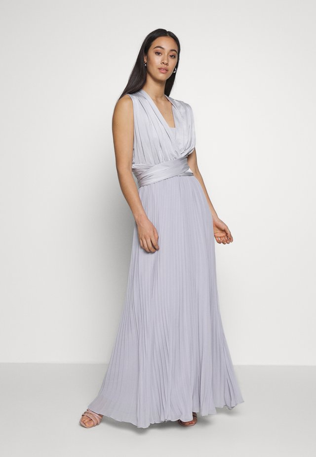 PENNY WEAR IT YOUR WAY PLEATED MAXI - Gallakjole - pale grey