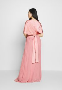 Oasis - PENNY WEAR IT YOUR WAY PLEATED MAXI - Iltapuku - pale pink - 2