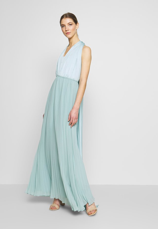 PENNY WEAR IT YOUR WAY PLEATED MAXI - Společenské šaty - pale green