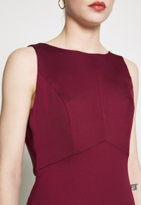 Oasis - AMELIA COWL BACK - Occasion wear - burgundy - 4