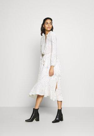 SPOT SHIRTDRESS - Shirt dress - multi natural