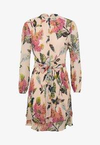 Oasis - BLOSSOM FLORAL PLEATED SKATER - Robe d'été - multi/natural - 3