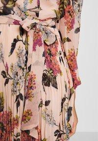 Oasis - BLOSSOM FLORAL PLEATED SKATER - Robe d'été - multi/natural - 4