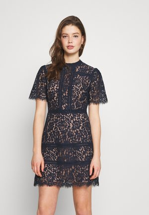 TAMARA SHIFT DRESS - Vestito elegante - navy