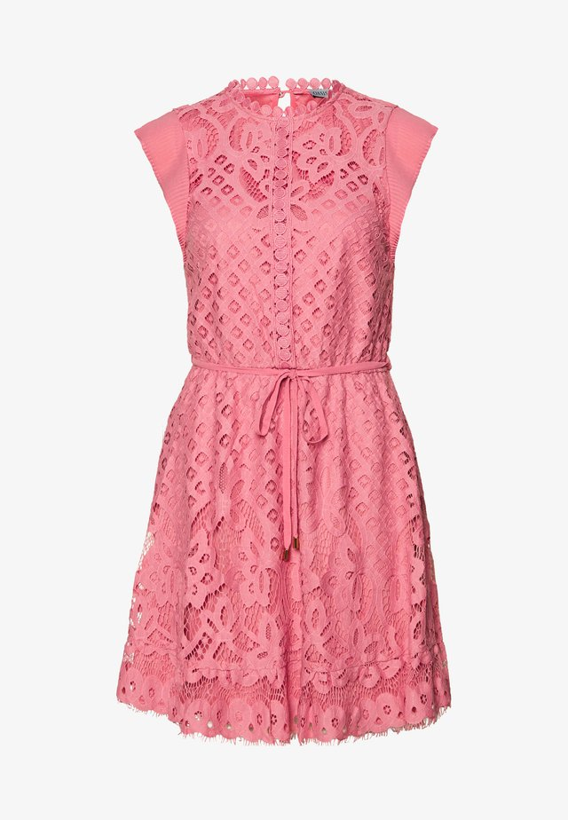 BELINDA SKATER - Day dress - pale pink