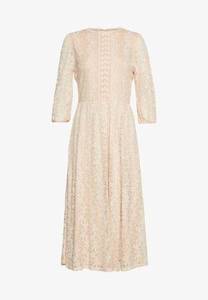 DAISY MIDI DRESS - Occasion wear - nude