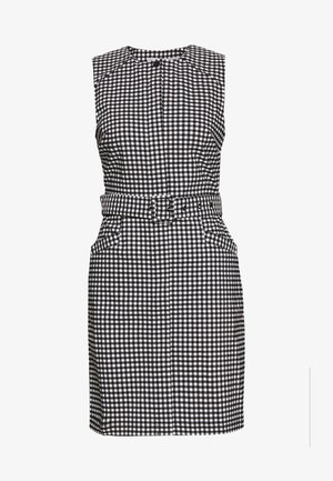 BILLIE GINGHAM SHIFT - Shift dress - multi