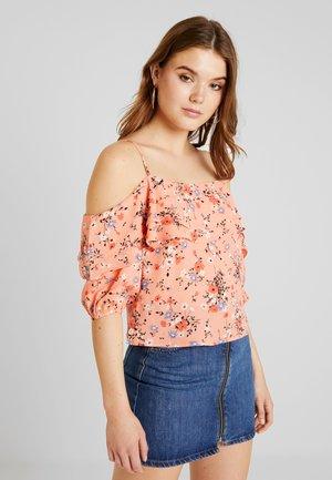 FIFI FLORAL BARDOT  - Bluse - multi orange