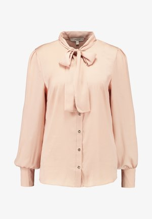 BRITEX PUSSYBOW BLOUSE - Camicia - light neutral