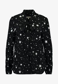 Oasis - STAR - Blouse - black and white - 3