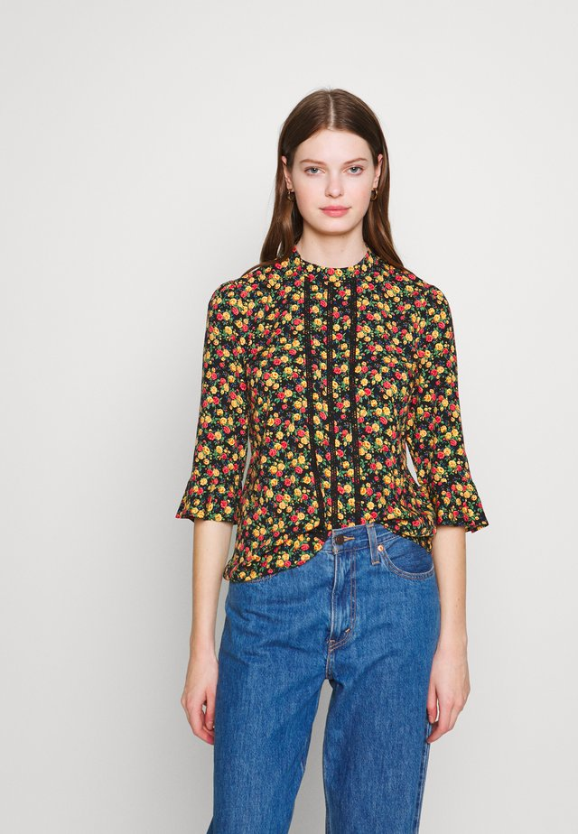 DITSY FLUTE SLEEVE - Blouse - multi