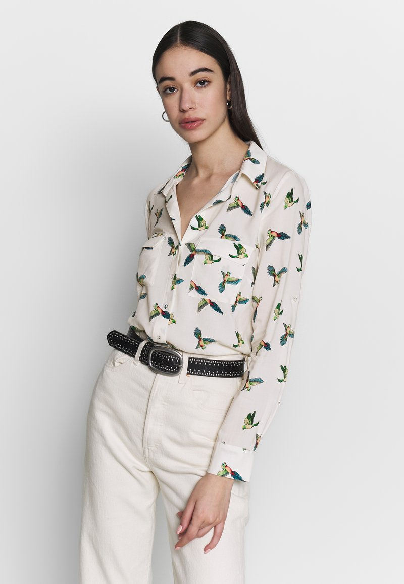 Oasis - TAJO BIRD - Camisa - multi natural