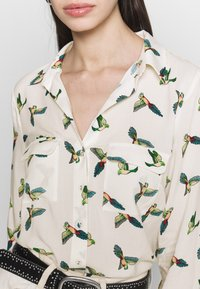 Oasis - TAJO BIRD - Camisa - multi natural - 5