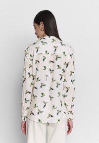 Oasis - TAJO BIRD - Camisa - multi natural - 2