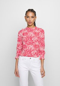 Oasis - HEART - Blouse - multi red - 0